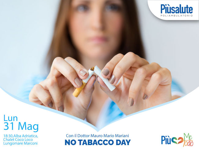 no tabacco day 2021