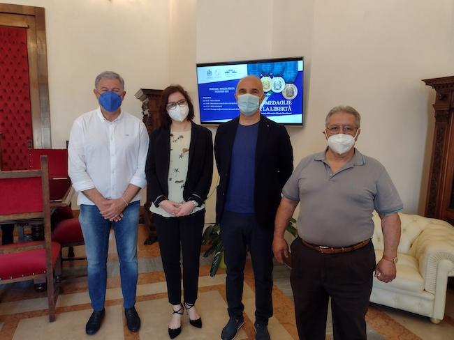 Marcello Antonelli, Daniela Di Federico, Carlo Masci, Aldo Biagio Collepalumbo