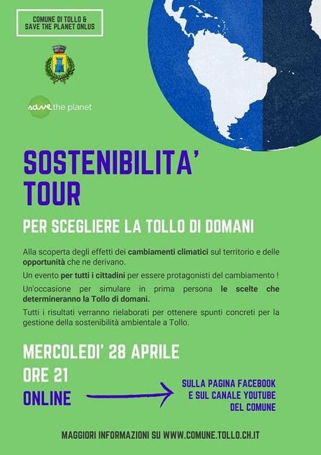 sostenibilità tour tollo