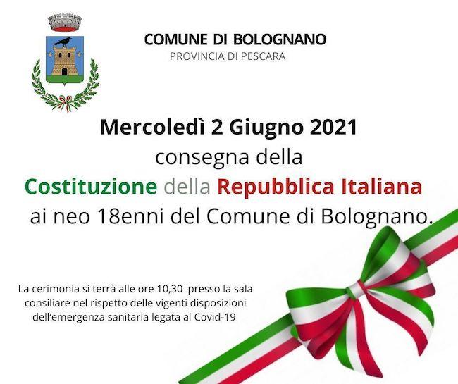 2 giugno 2021 bolognano