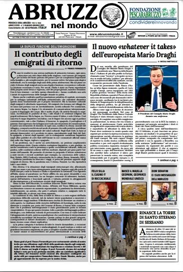 Abruzzo nel mondo n.3