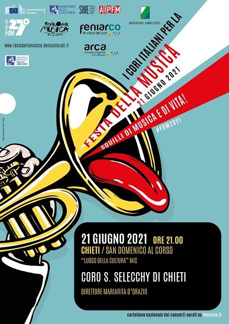 festa musica Chieti