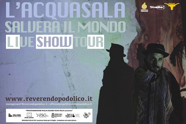 acquasala salvera mondo tour2021