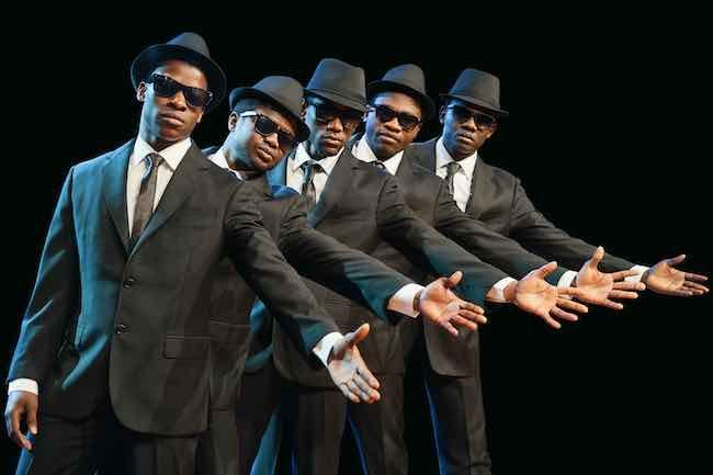 black blues brotehrs