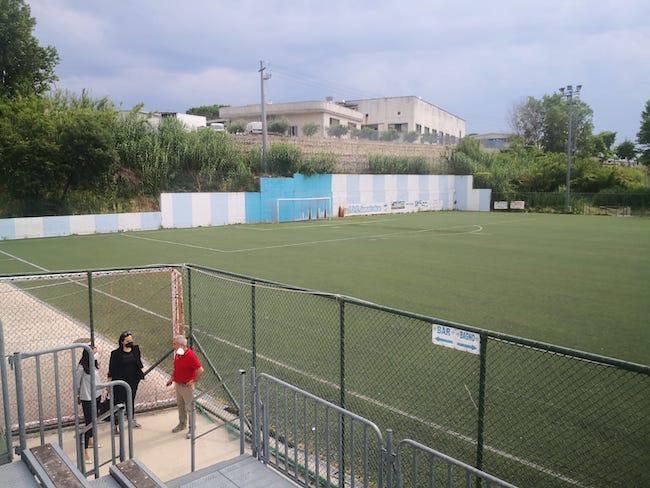 campo sportivo san nicolo