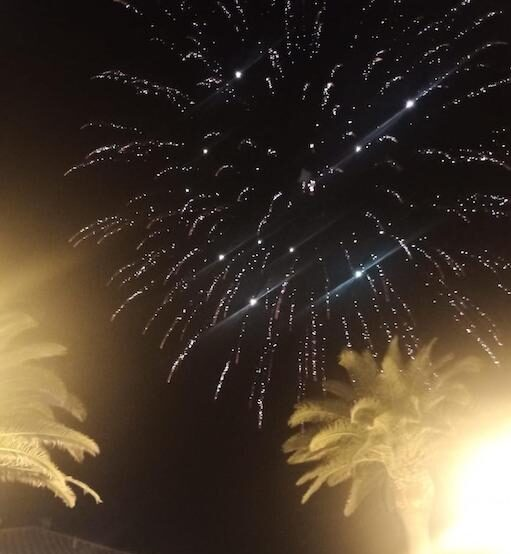 fuochi d'artificio pescara