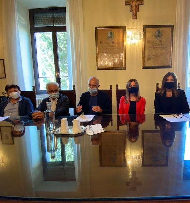 istituzione 118 conferenza stampa