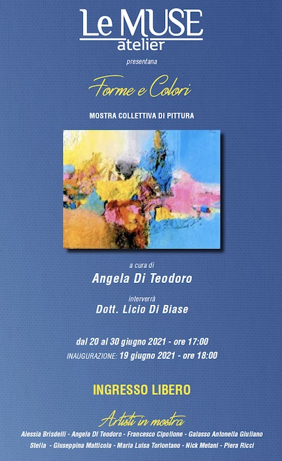 le muse athelier mostra