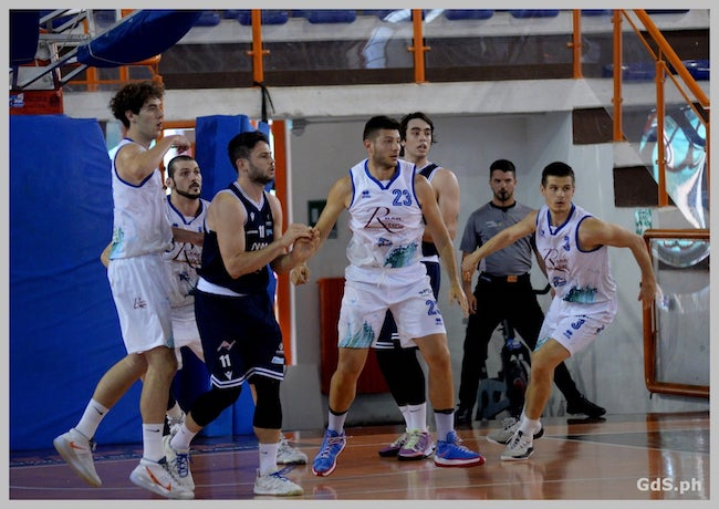 pescara basket vs roma