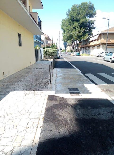 pulizia via sacco Pescara