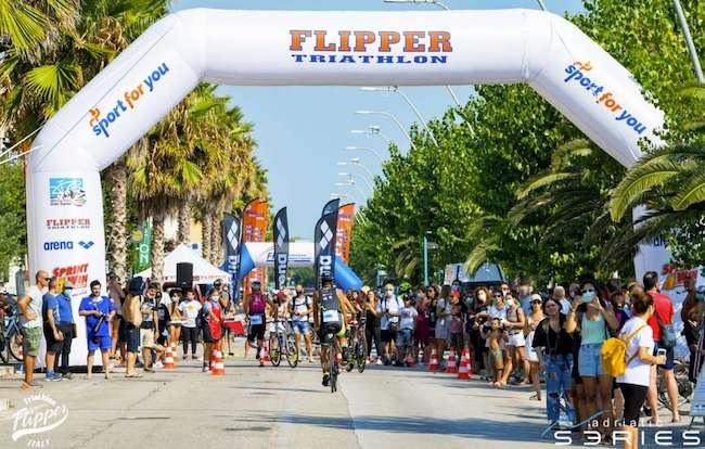 5° Triathlon Olimpico di Alba Adriatica: il programma