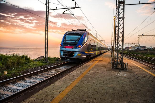 turismo treno Abruzzo