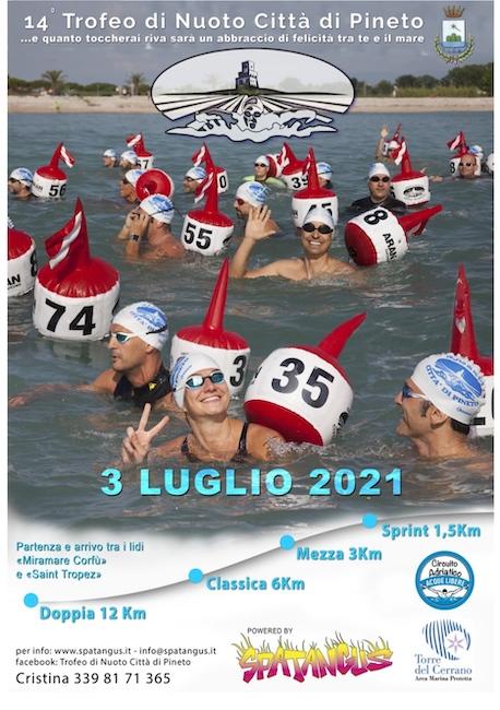 14° Trofeo di Nuoto Città di Pineto