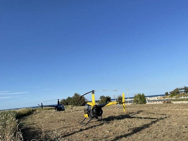 elicotteri ultraleggeri