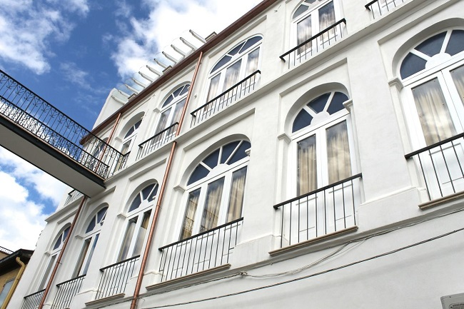 Palazzo Tilli facciata