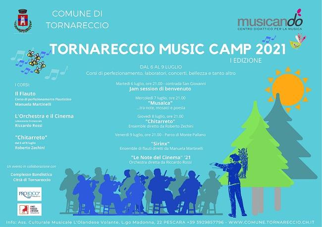 Tornareccio Music Camp