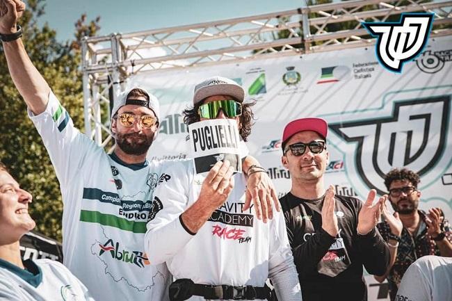 VDC Enduro Race omaggio a Luca Puglielli
