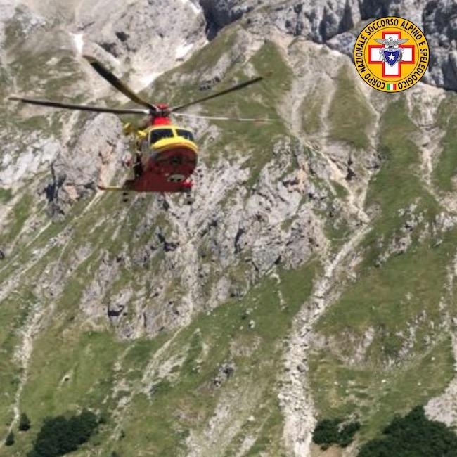 arrampicata soccorso
