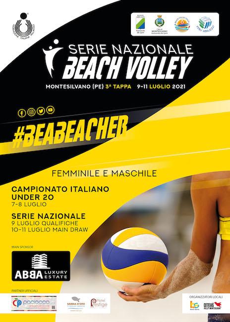 beach volley montesilvano 2021