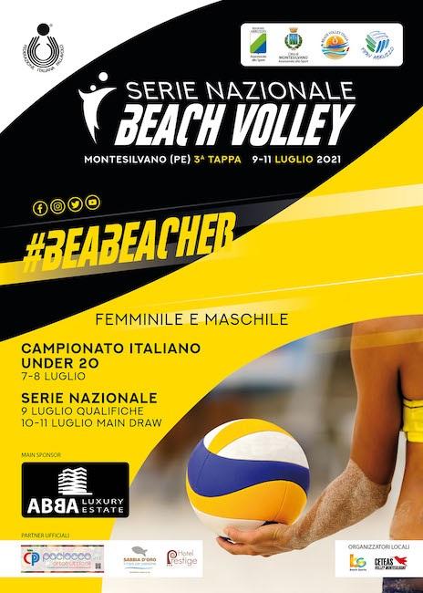 beach volley montesilvano