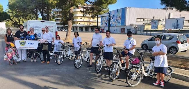 bici disabilità pescara