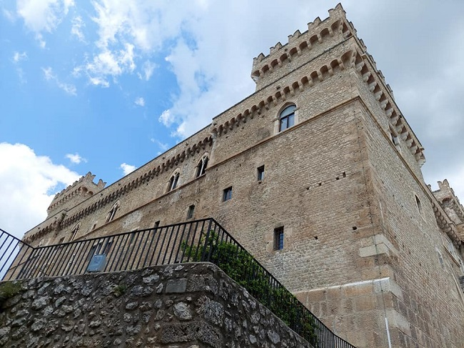 castello celano