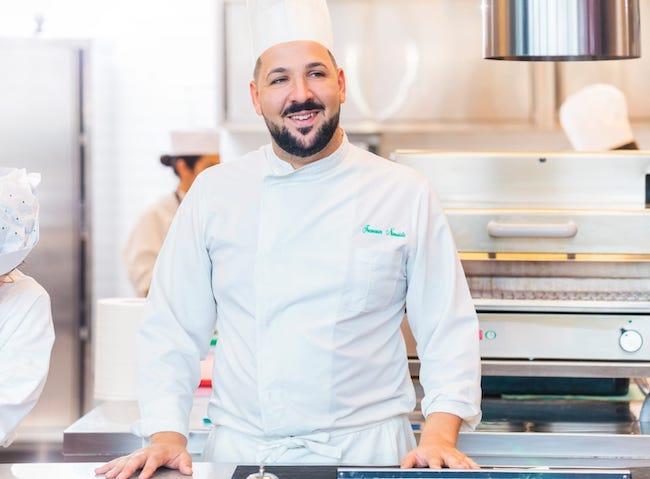 chef francesco nunziata