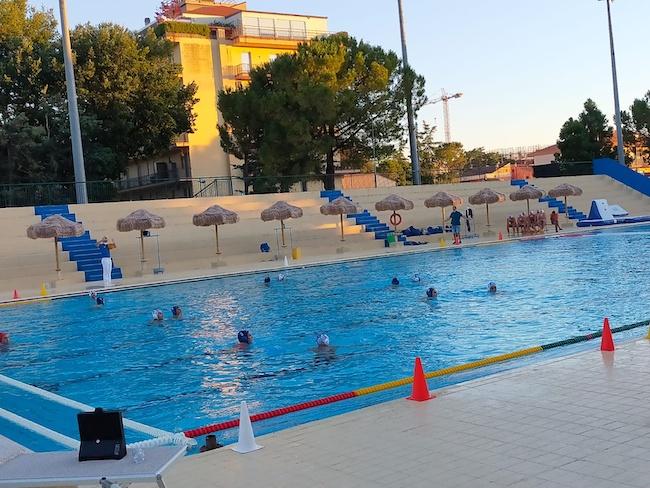 club aquatico vs piacenza