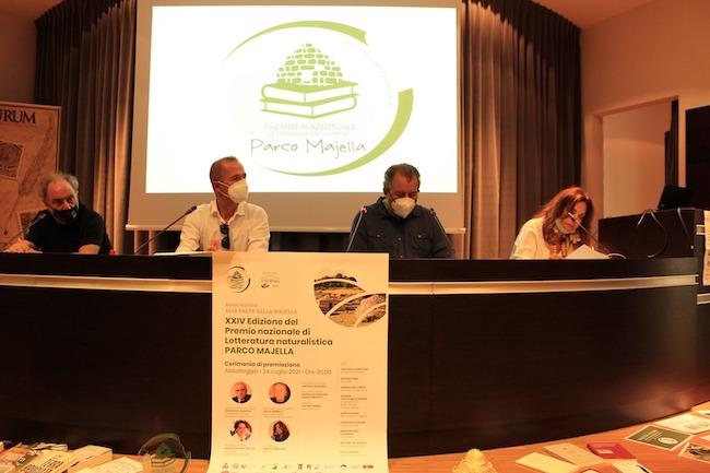 conferenza premio majella 2021