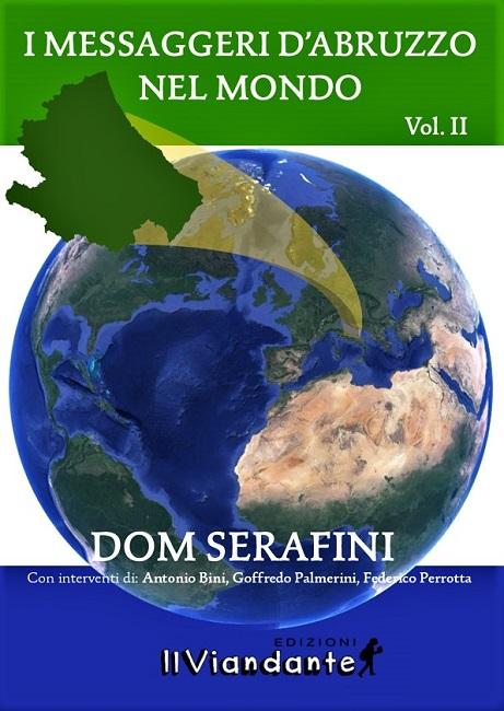 cover I messaggeri d'Abruzzo nel mondo - Volume 2°