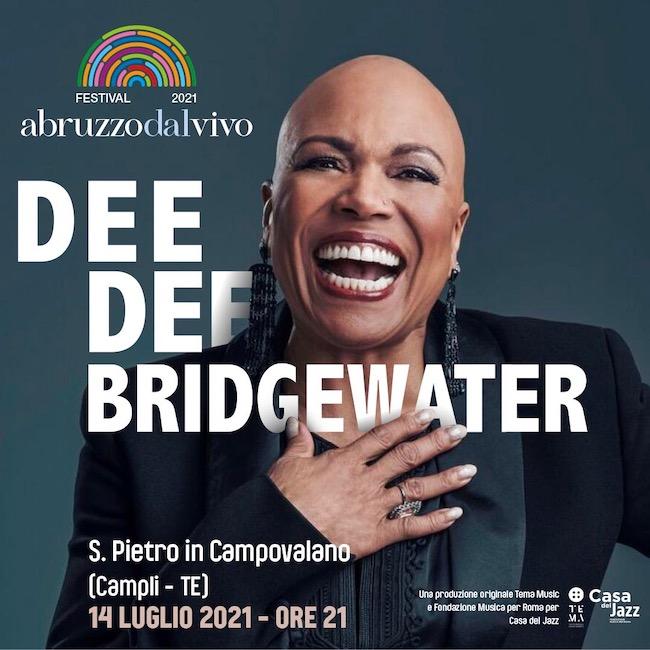 dee dee bridgewater 14 luglio 2021