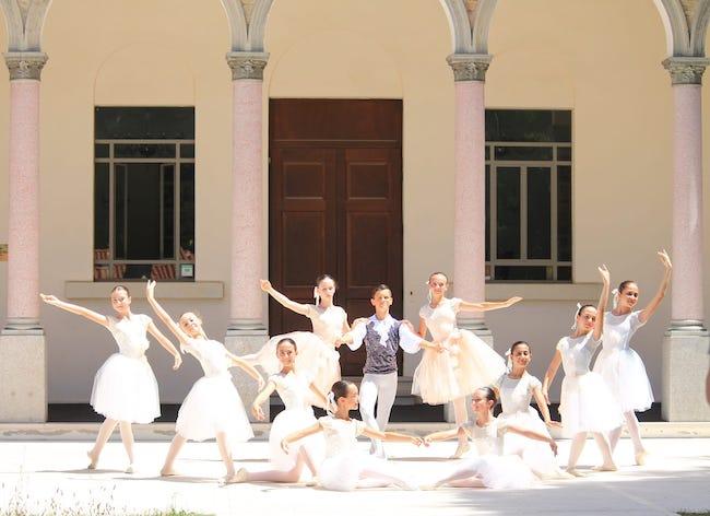foto balletto rassjanka