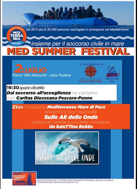 med summer festival 2 luglio 2021