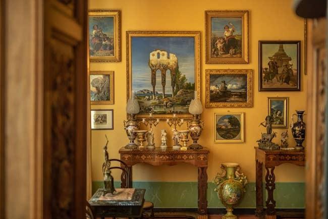 pinacoteca bindi giulianova nuovo allestimento
