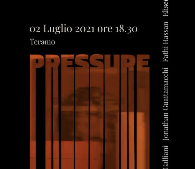 pressure mostra