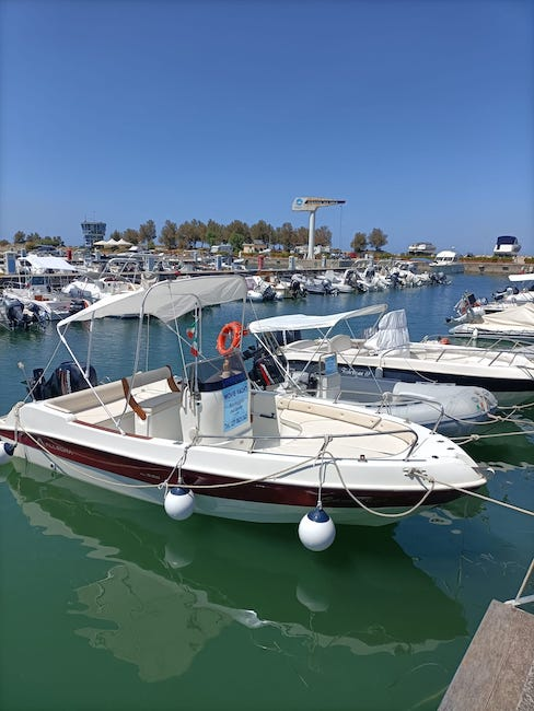 tour barca fossacesia