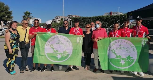 trofeo bandiere verdi pediatri