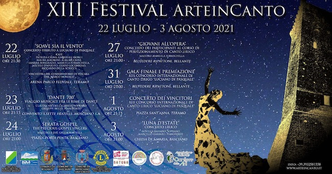 xiii festival ArteinCanto