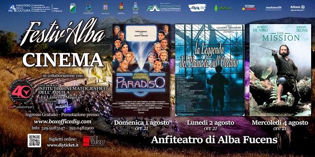 cinema Alba Fucens