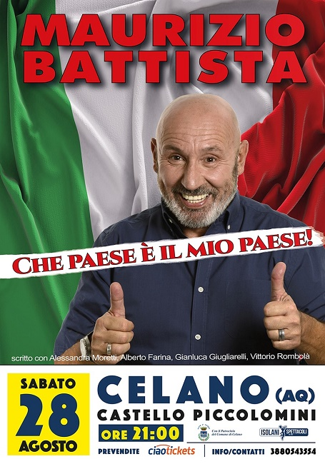 Maurizio Battista Celano