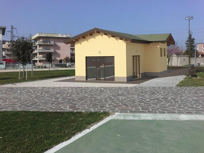 Progetto Parco 120 alberi