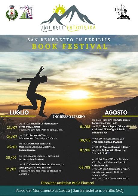 San Benedetto in Perillis Book Festival