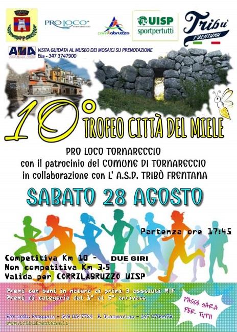 Trofeo Città del Miele 28082021 locandina (1)