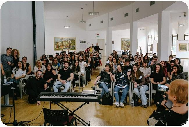 Un evento dell'Accademia Internazionale della Voce (Seminario di Elisabeth Howard)