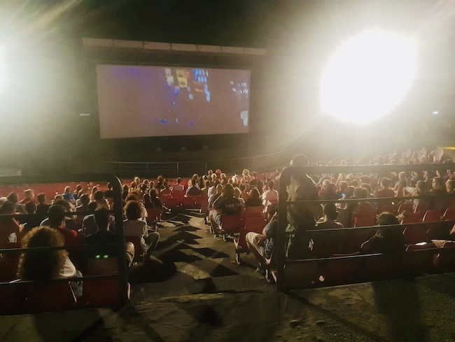 arena cinema pescara