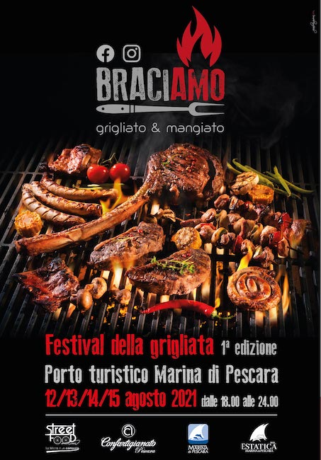 BraciAmo 2021 Pescara