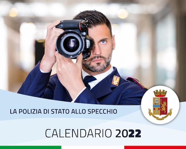 calendario 2022 polizia