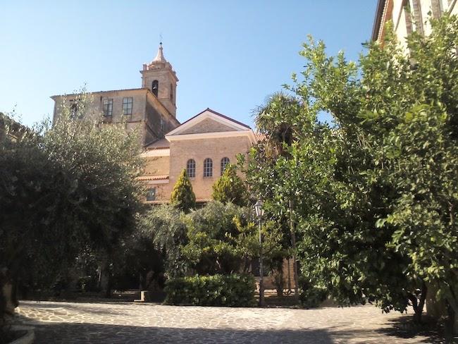 chiostro convento