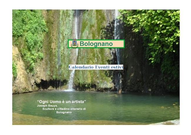 eventi estivi bolognano