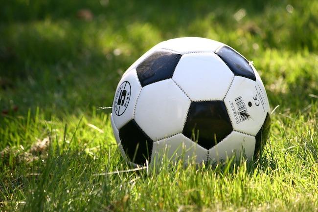 football pallone